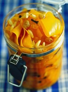 Le carote agli aromi
