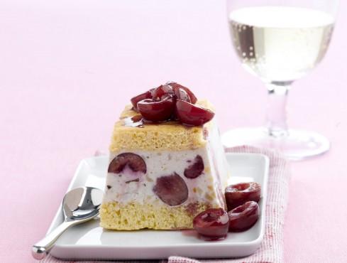 cassatine-alle-ciliegie ricetta