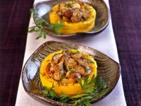 cestini-con-porcini-al-grana ricetta Sale&Pepe