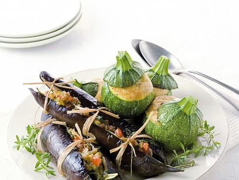 Cestini di zucchine Sale&Pepe