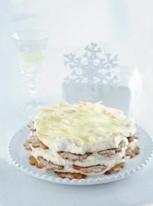 La cheesecake biscottata
