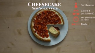 Il Cheesecake - New York style