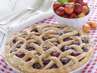 cherry-pie-alle-mandorle