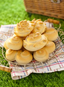 Le chiocciole al parmigiano