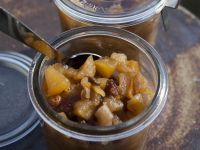 chutney-di-mele-cipolle-e-uvetta ricetta