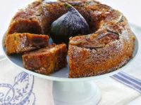 ciambella-di-farina-gialla-alle-noci ricetta