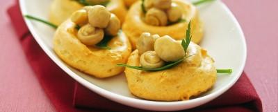 ciambelline-di-formaggio-con-champignon