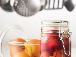 ciliegie-alle-spezie preparazione