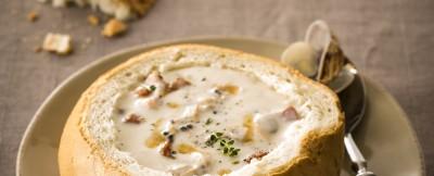 clam chowder (Stati Uniti) ricetta