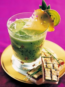Cocktail al kiwi