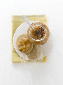 Composta di pere al pepe e cannella