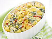 conchiglie-con-verdure-miste-e-fonduta