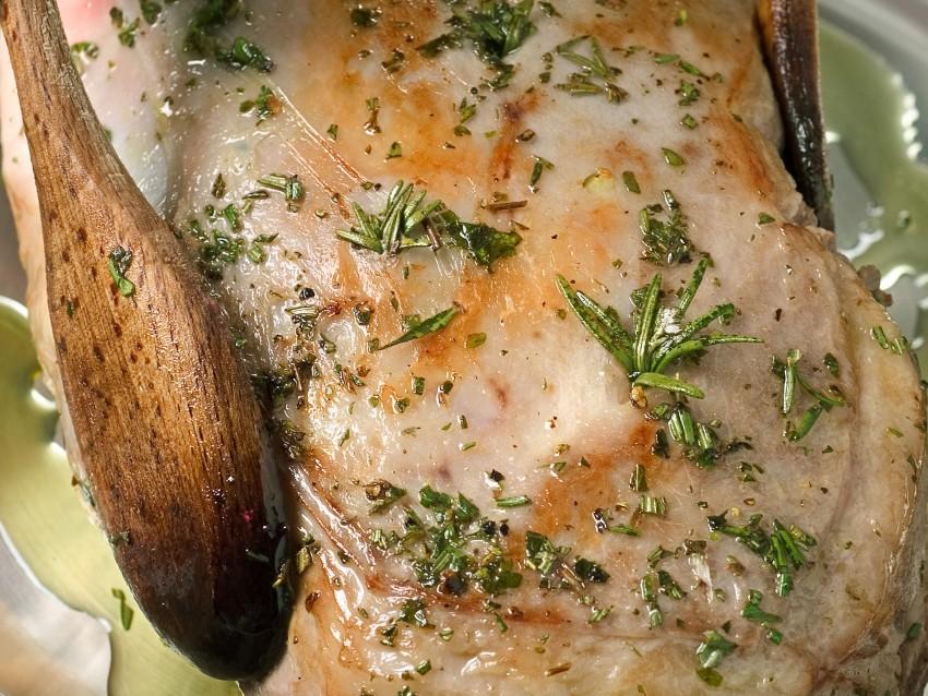 cosciotto-al-forno ricetta