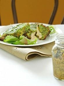 Le cotolette aromatiche alla senape