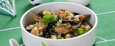 cozze-in-padella-con-verdurine-saltate