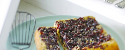 cranberry-duff-new-england ricetta