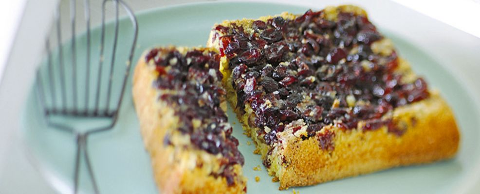 cranberry-duff-new-england ricetta