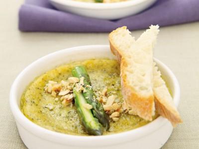 crema-di-asparagi-al-forno ricetta