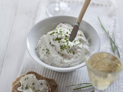 crema di formaggio alle erbe ricetta