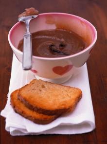 La crema di marroni alla vaniglia