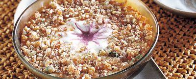 crema di mascarpone al panforte ricetta