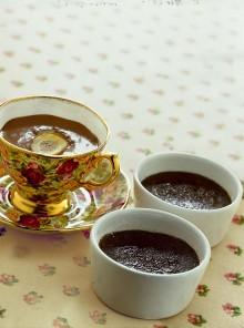 La crème brulèe al caffè forte