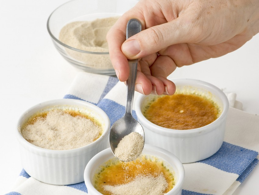 Creme brulee in cocotte Sale&Pepe