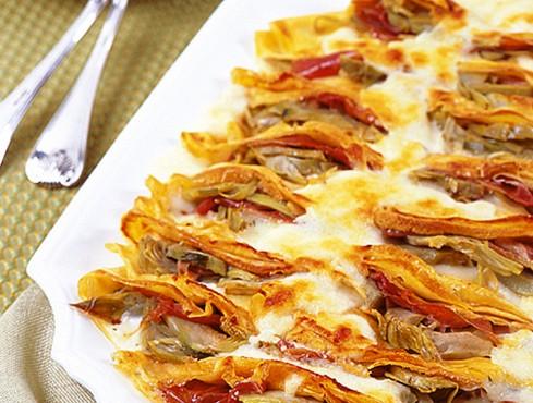 crespelle-ai-carciofi ricetta