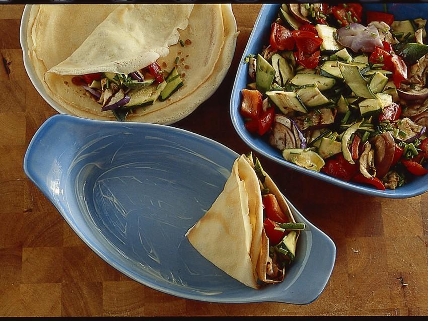 crespelle-con-verdure-grigliate ricetta