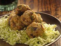 crocchette di soia e verza Sale&Pepe ricetta