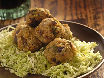 crocchette di soia e verza ricetta
