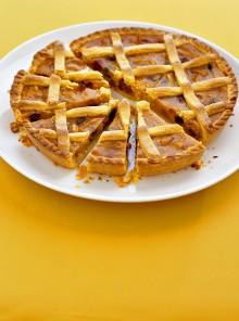 La crostata ai canditi (Sicilia)