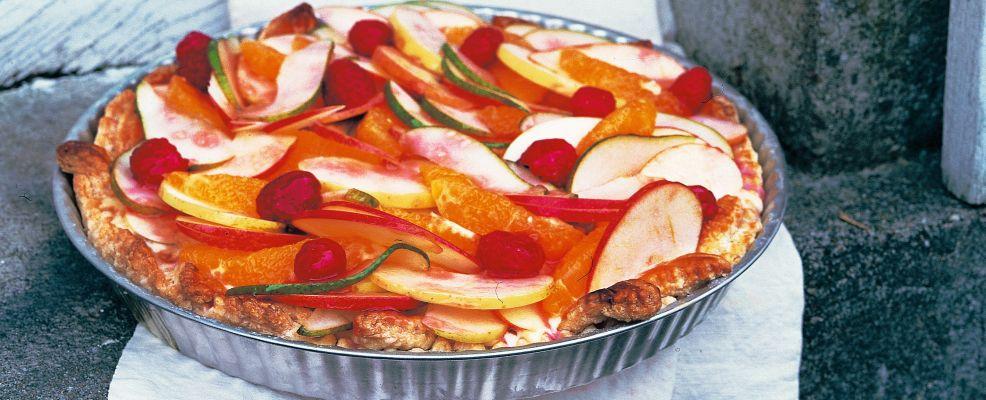 crostata-alla-frutta-fresca ricetta