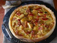 crostata allo speck ricetta Sale&Pepe