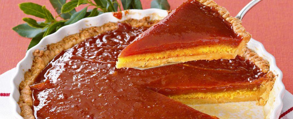 crostata-con-confettura-di-corbezzolo immagine