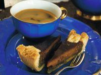 crostata con crema ricca di ricotta Sale&Pepe
