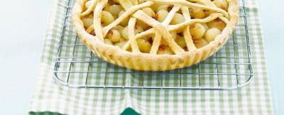 crostata-di-cipolline-borettane ricetta