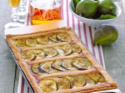 crostata-di-fichi-e-noci-al-rum ricetta