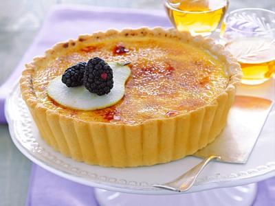 crostata-di-more-e-creme-brulee ricetta