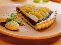 crostata di pesche agli amaretti ricetta Sale&Pepe