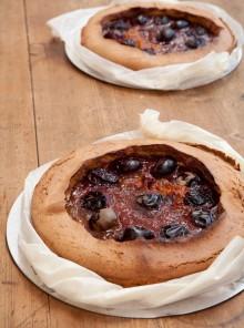 La crostata di prugne (Emilia Romagna)
