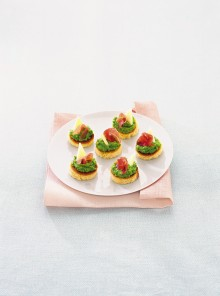 I crostini tricolore