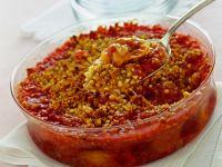 crumble-di-prugne-allo-zenzero ricetta