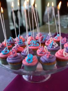 I cupcake di festa