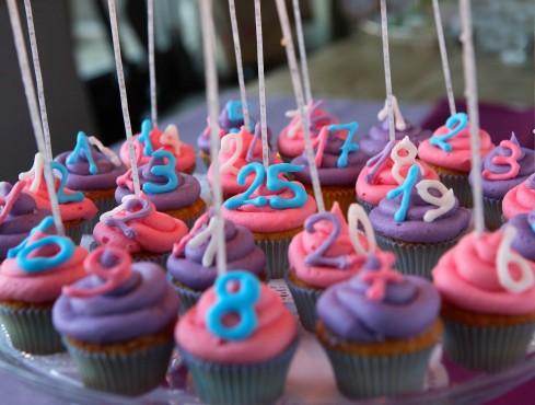 cupcake-di-festa preparazione