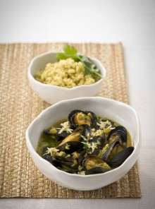 Curry di cozze