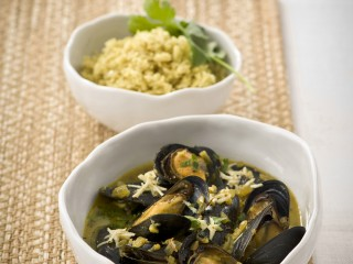 curry di cozze Sale&Pepe
