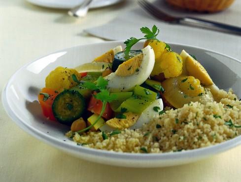 cuscus con verdure profumate alla curcuma Sale&Pepe ricetta