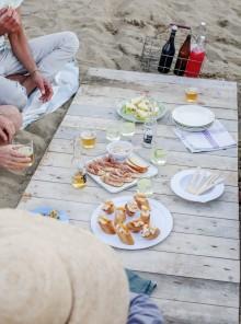 10 ricette per un pranzo all'aperto
