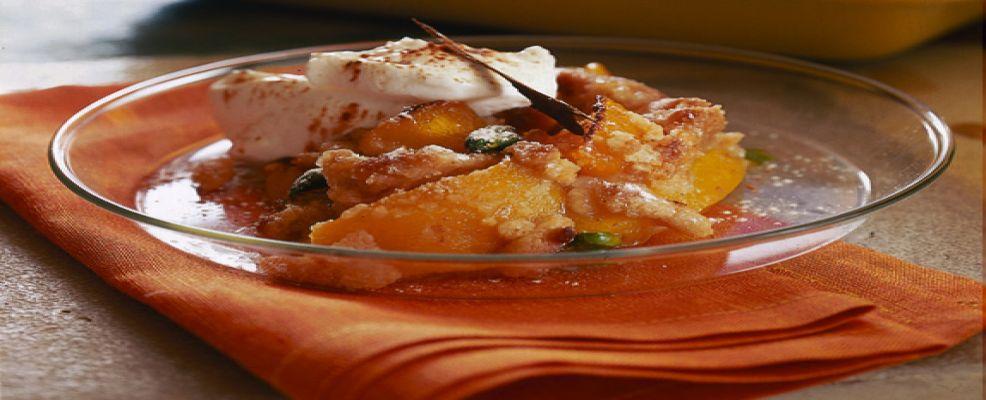 dolce-di-pesche-con-granella-speziata